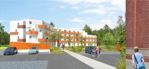 Nouvelle résidence à Loos en septembre 2017