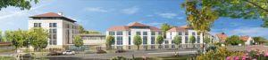 New residence in Pontoise in September 2017