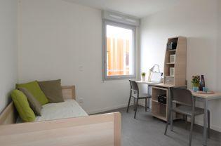 Résidence étudiante Simone de Beauvoir à Massy - location en ligne
