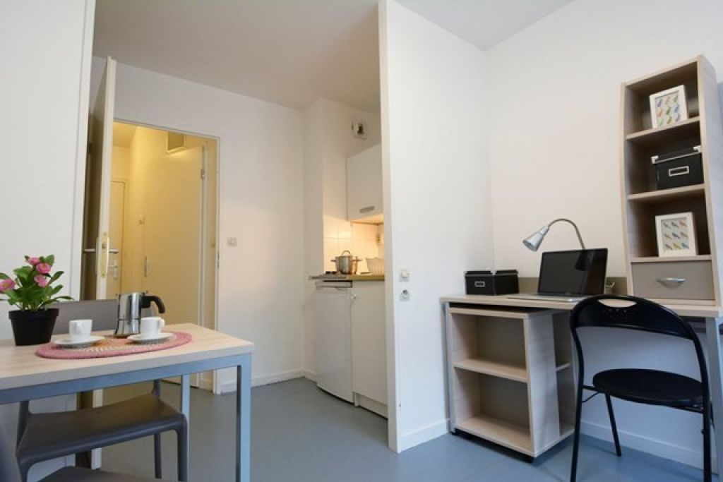 Residence Thibaud Toulouse France