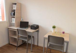 logement étudiant et jeunes actifs Résidence Cesaria Evora Aubervilliers - Fac-Habitat