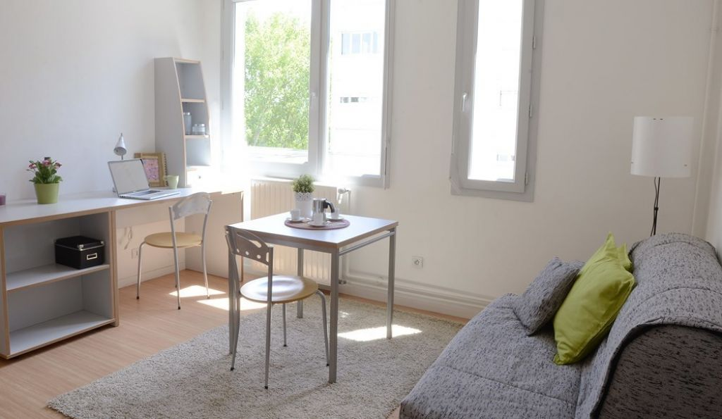 Student residence L'Alchimiste Cergy - Fac-Habitat