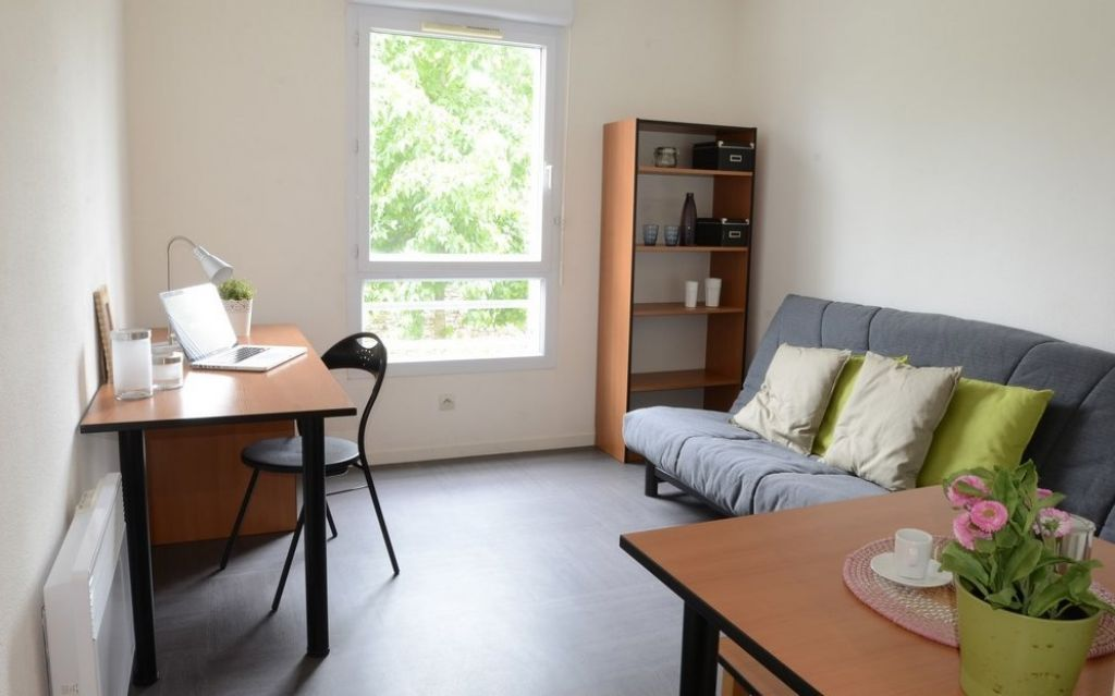 Student residence De la Salle Nantes - Fac-Habitat