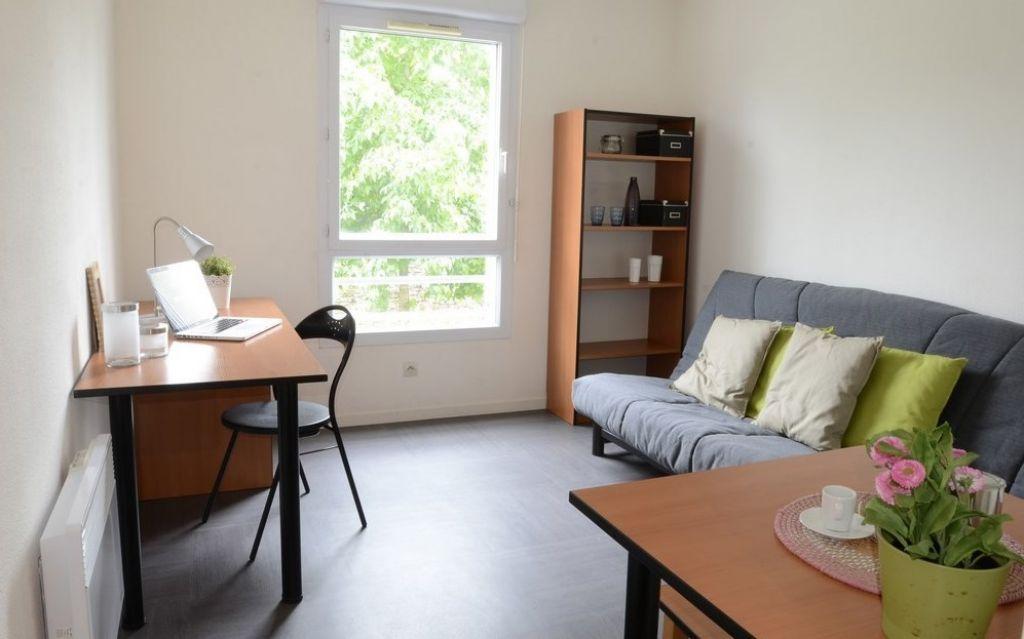 Résidence étudiante De la Salle Nantes - Fac-Habitat