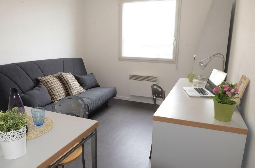 Student residence Orrion Nantes - Fac-Habitat