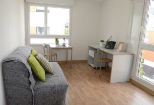 logement étudiant et jeunes actifs Résidence Internationale Saint-Serge Angers - Fac-Habitat