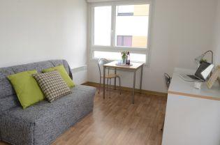 logement étudiant Résidence Internationale Saint-Serge Angers - Fac-Habitat
