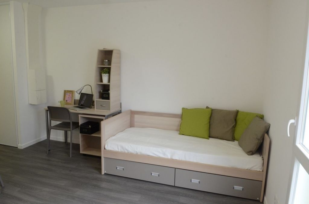 r sidence tudiante les jardins de la tour nantes fac habitat. Black Bedroom Furniture Sets. Home Design Ideas