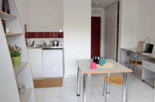 Résidence étudiante Viva Cita Bastia - Fac-Habitat