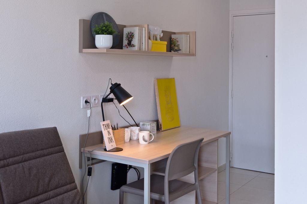 Résidence étudiante Sens Marseille - Fac-Habitat